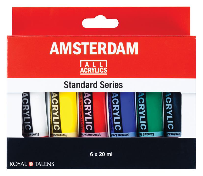 Malingspakke Amsterdam, Standard Series