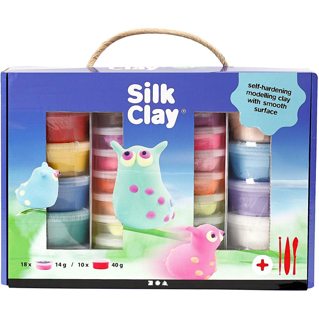 Silk Clay Gaveeske