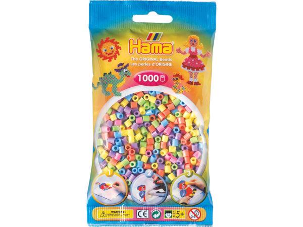 Perler fra Hama, velg mellom flere farger