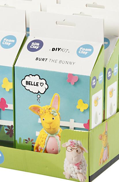 Burt the Bunny - DIY Kit