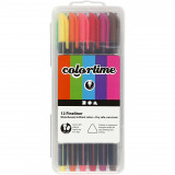 Colortime Fineliner tusjer
