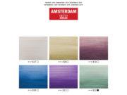 Malingspakke Amsterdam, Pearlfarger