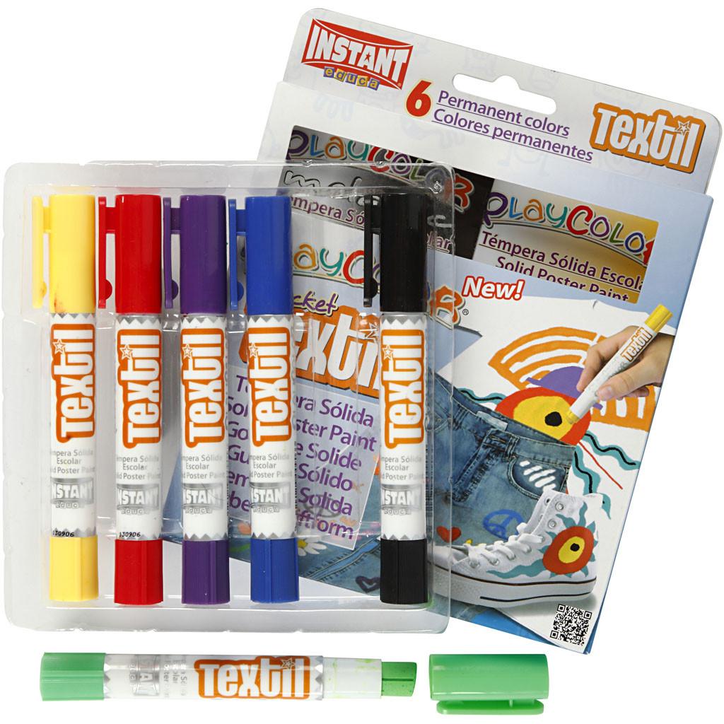 Playcolor Tekstilfarger