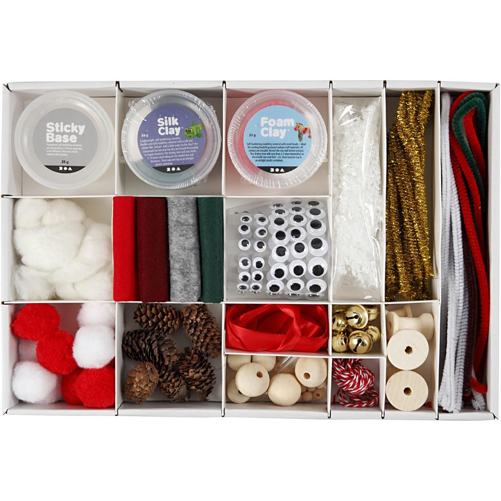 Kreativ kasse, Tradisjonell jul