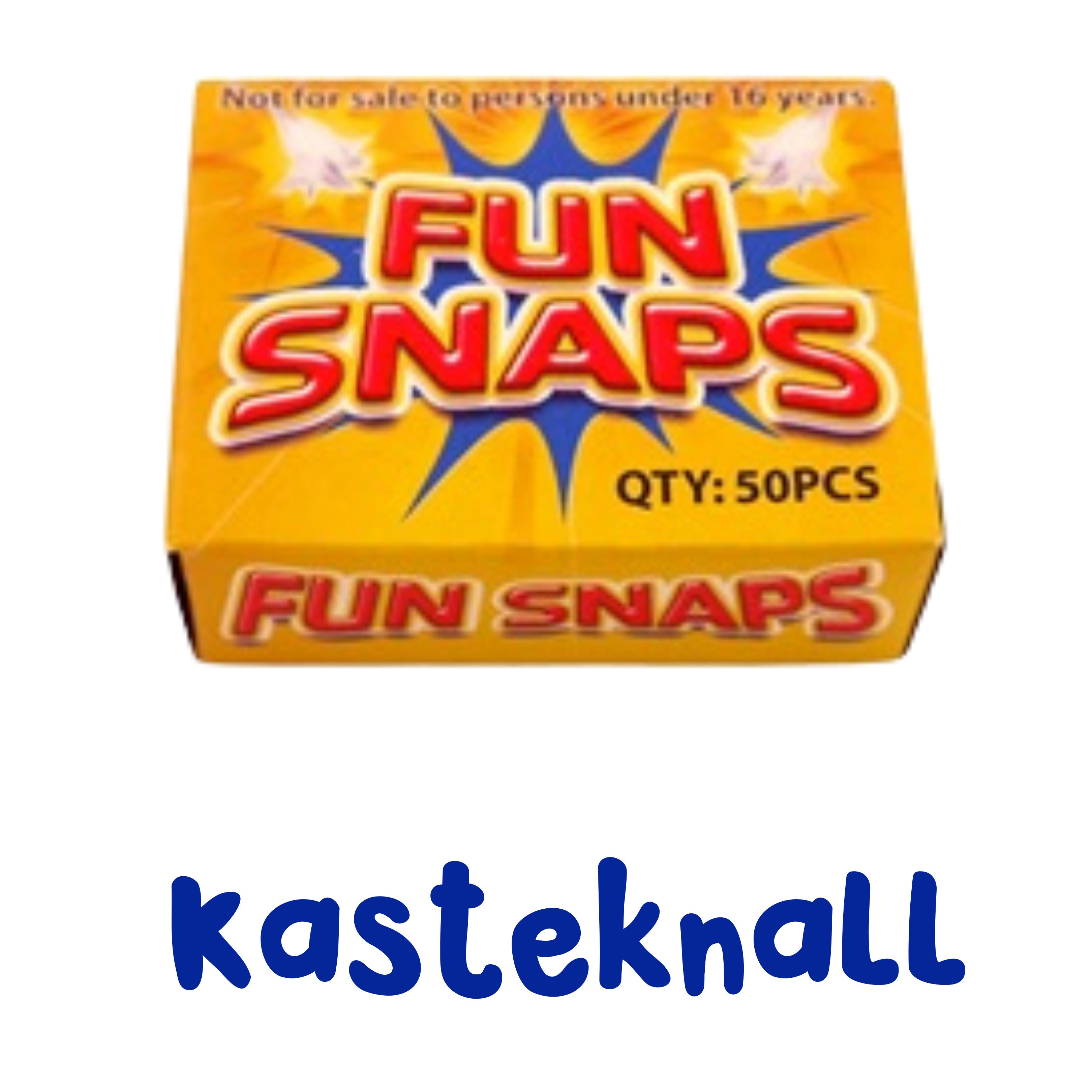 Fun Snaps Kasteknall