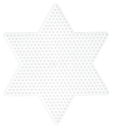 Hama Midi piggplate Stor Stjerne