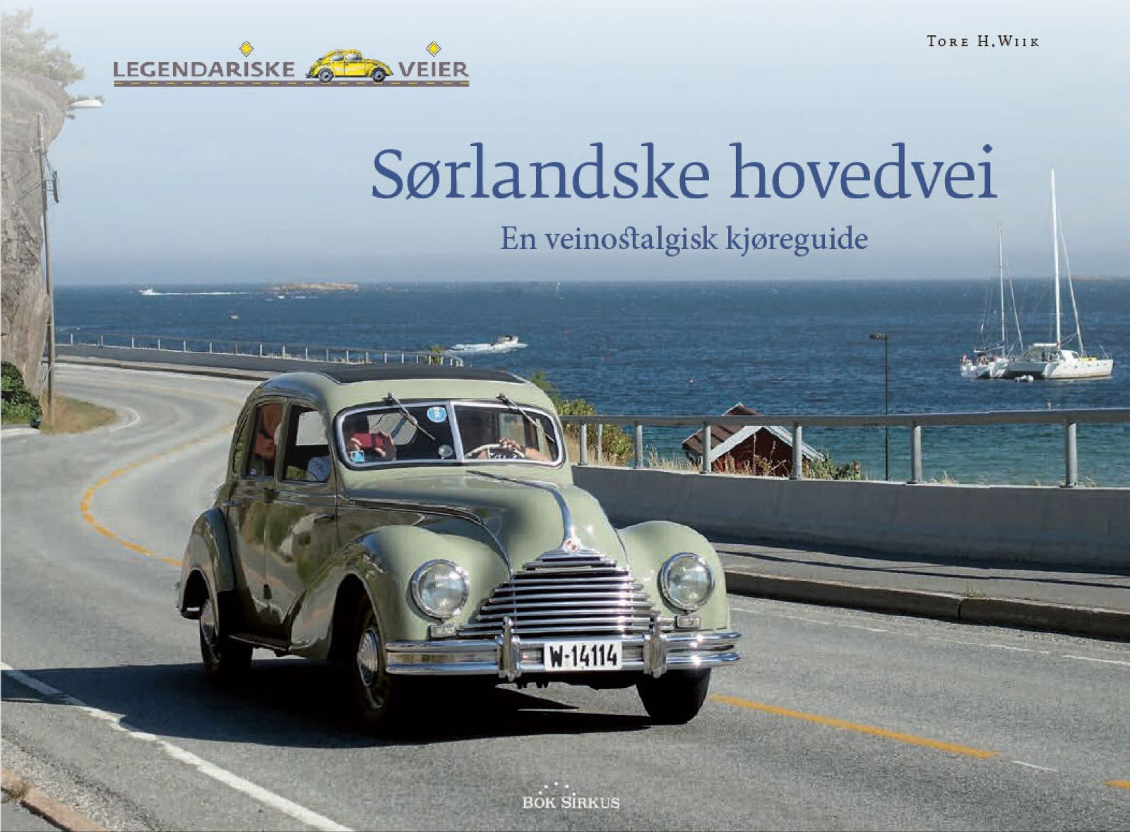 Sørlandske hovedvei - legendariske veier