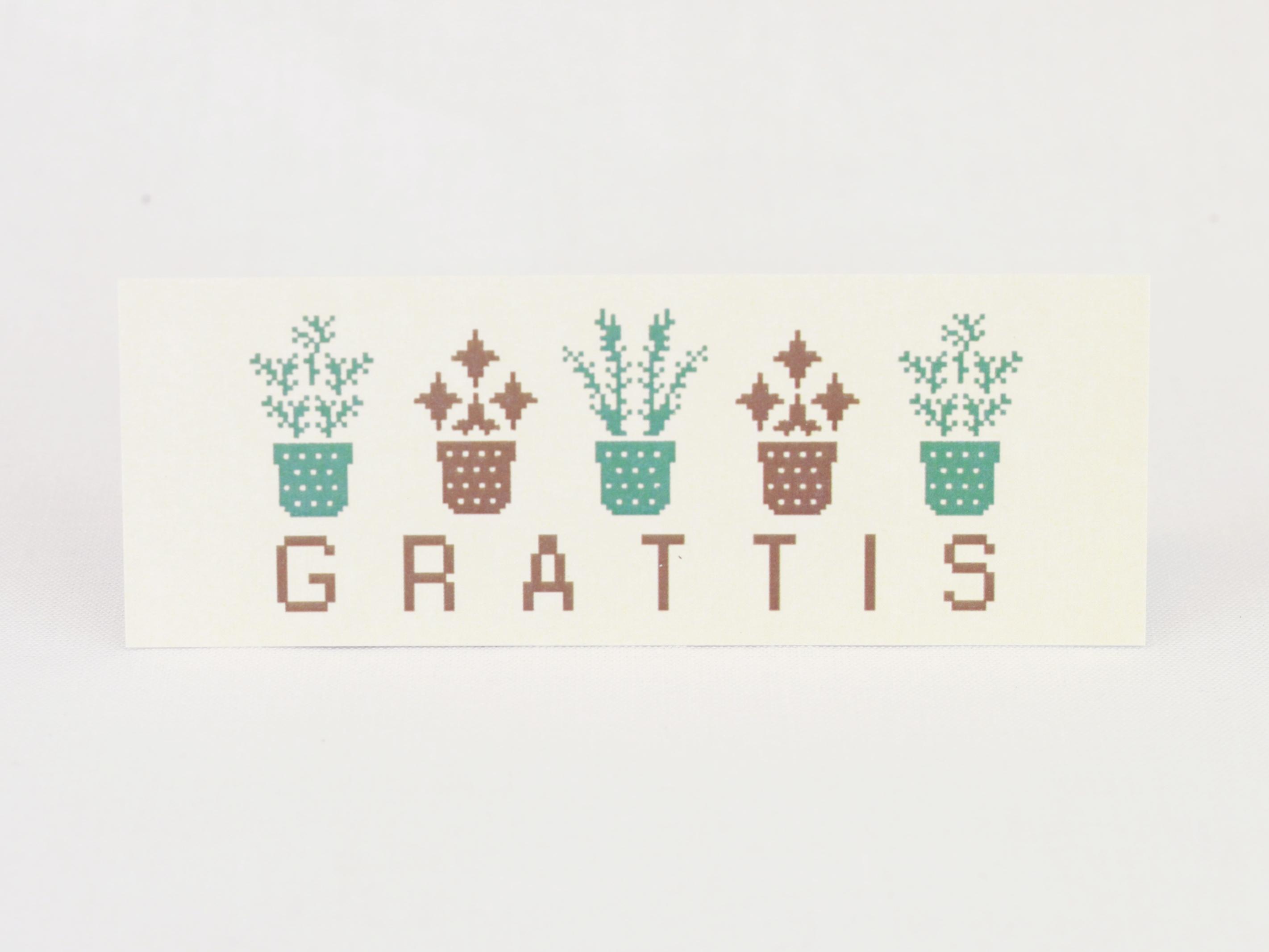 Kort - Grattis