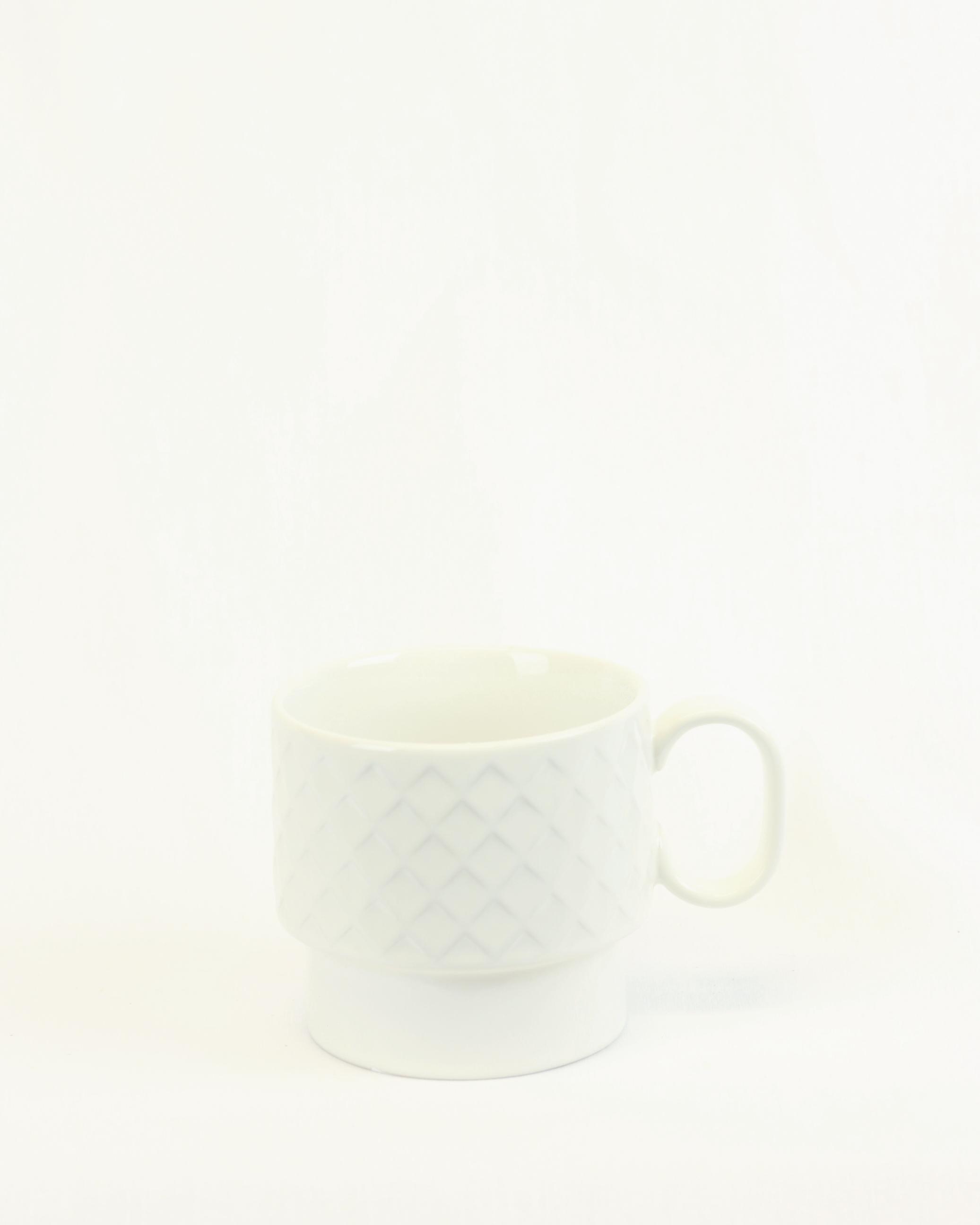Tekopp COFFE & MORE vit