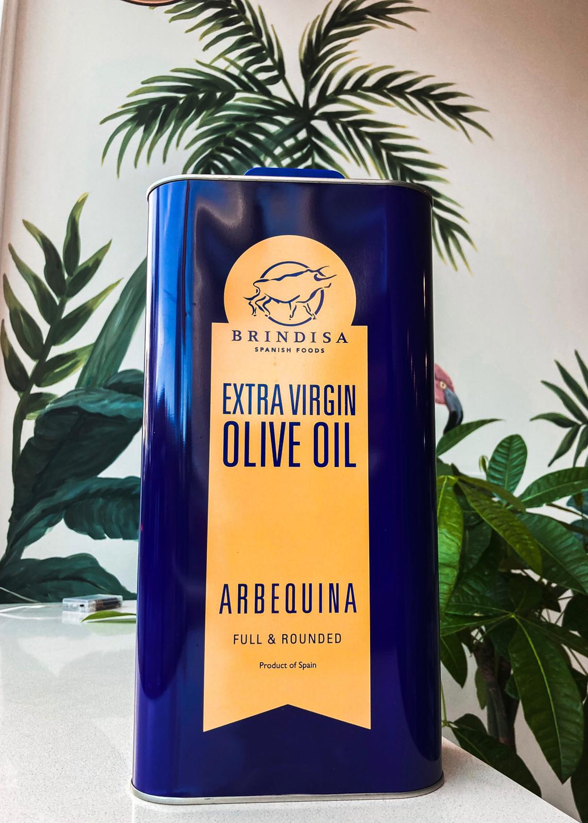 Arbequina Olive Oil (5ltrs)