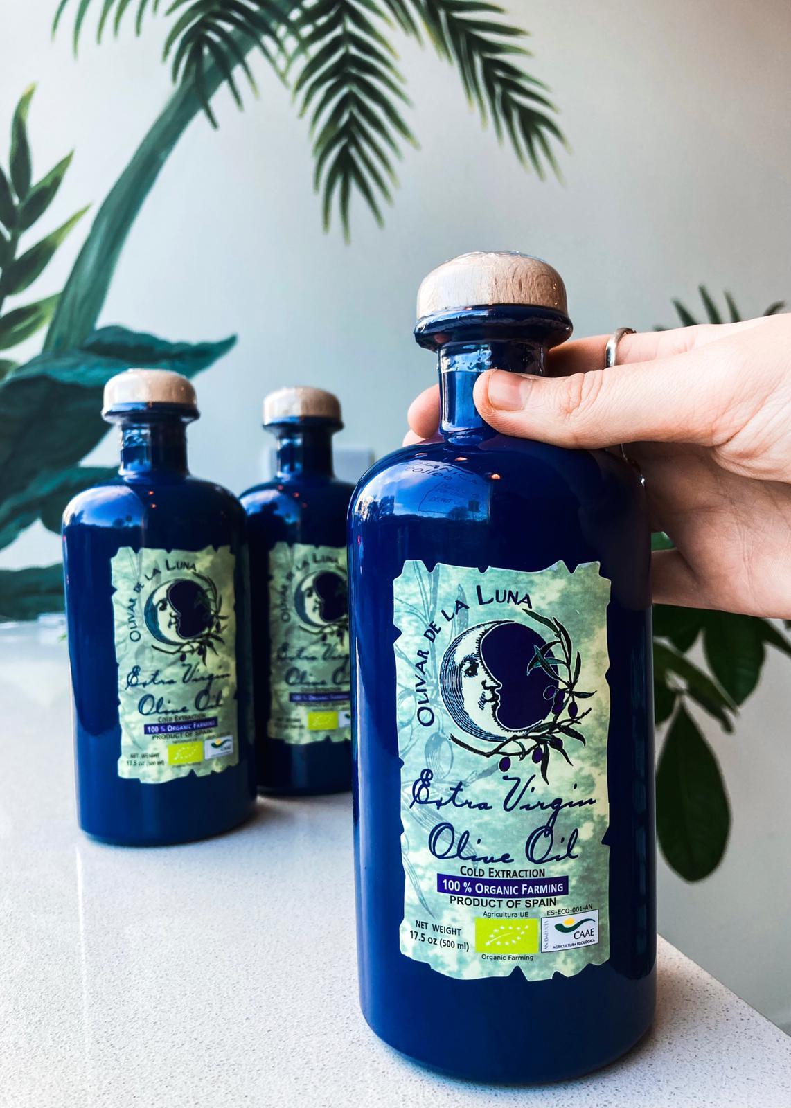 Organic Extra Virgin Olive Oil
