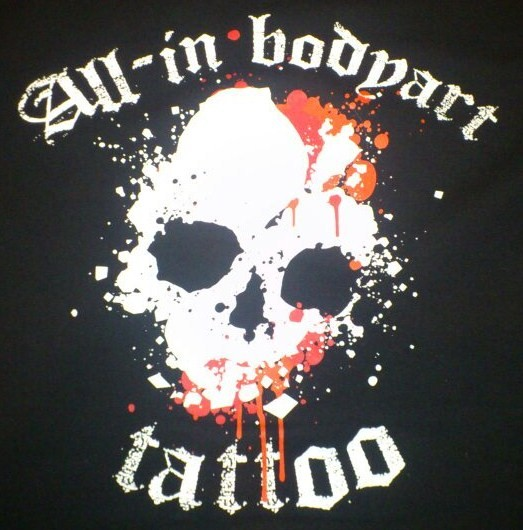 All-In Bodyart Tattoo i Sthlm