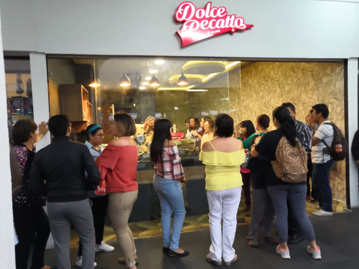 Dolce Pecatto Waffles & More