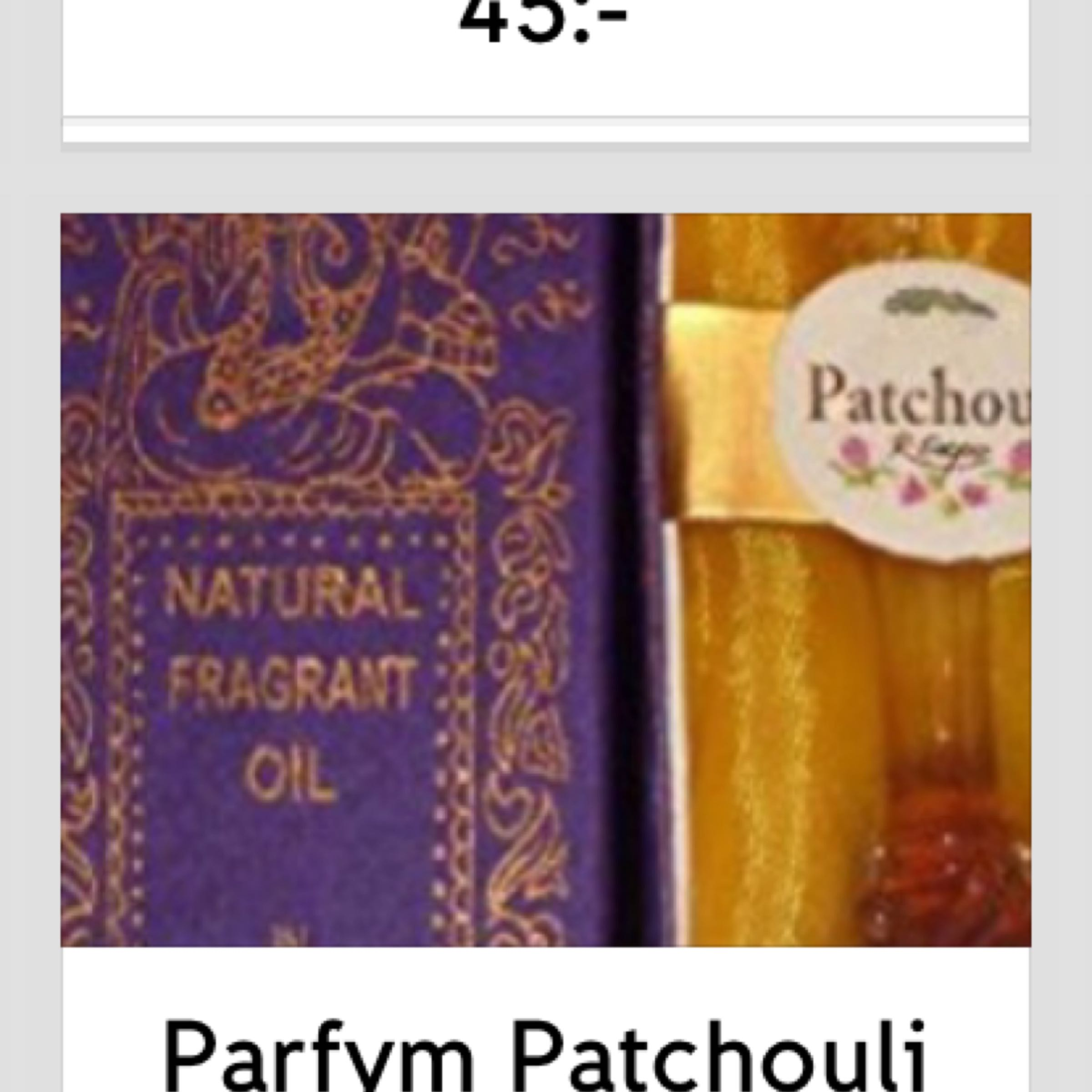 Parfym 5ml