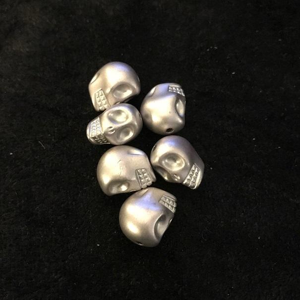 Silver dödskallar*