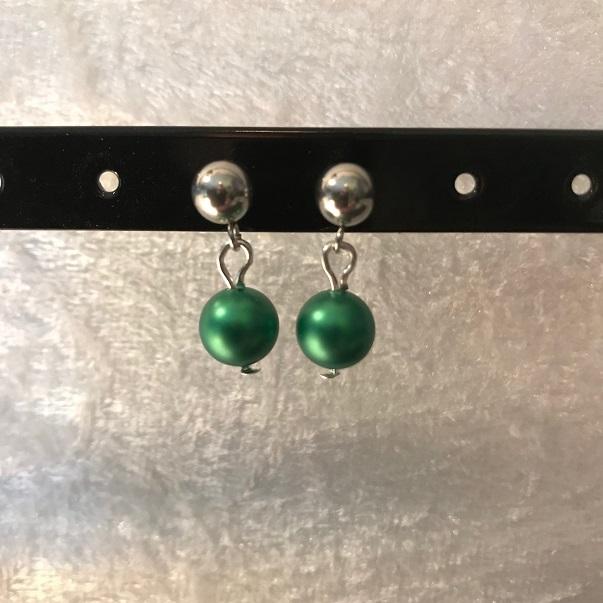 Swarovski® Örhänge, grön*