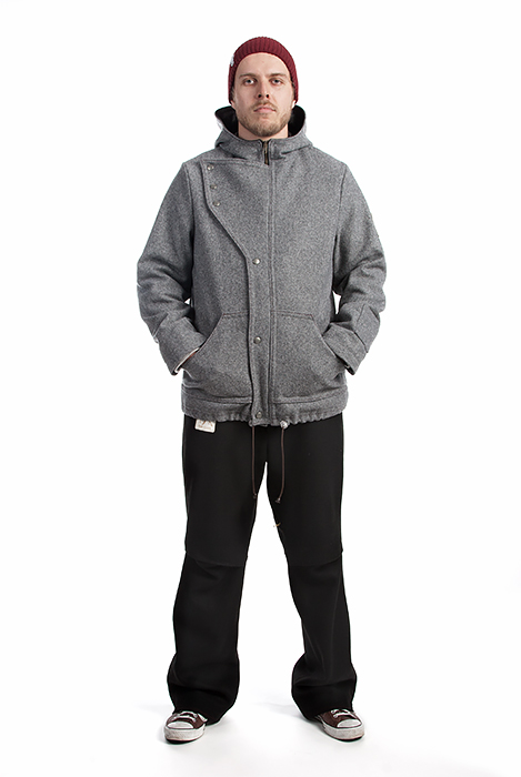 Woolen M trousers