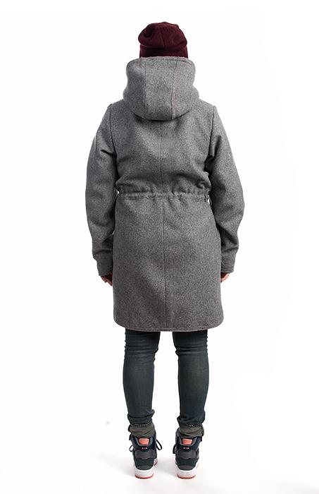 Woolen Girl
