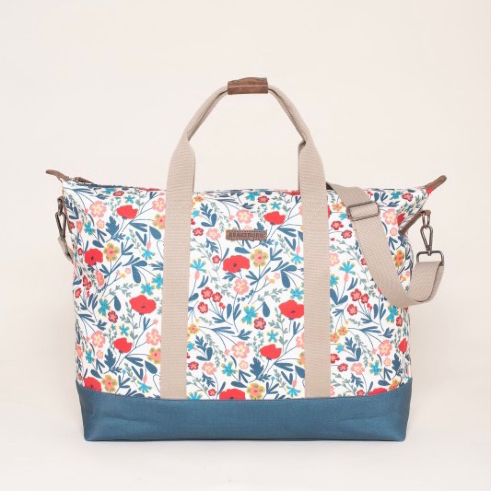 Brakeburn Botanical Weekend Bag