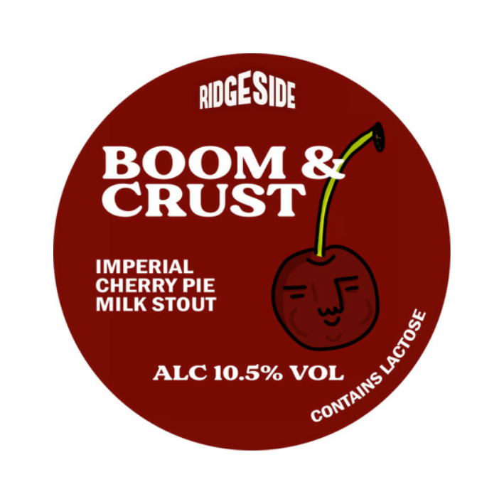 Ridgeside Boom & Crust - Keg