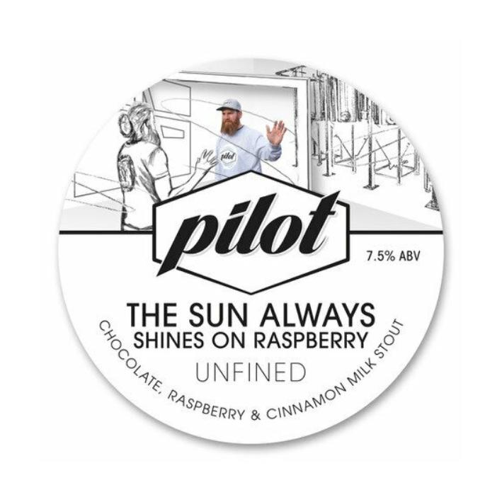 Pilot Amundsen Bryggeri Collab Special - The Sun Always Shines On Raspberry - Keg