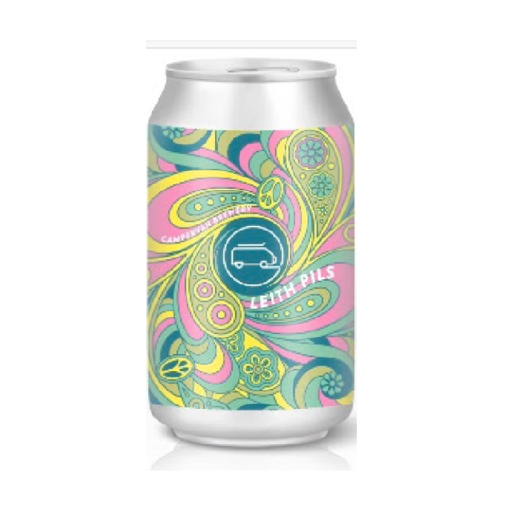 Campervan Leith Pils 330ml