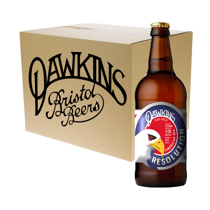 Dawkins Resolution IPA Case