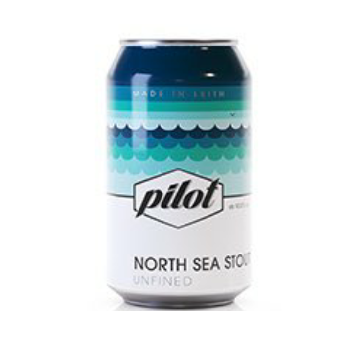 Pilot North Sea Stout 330ml