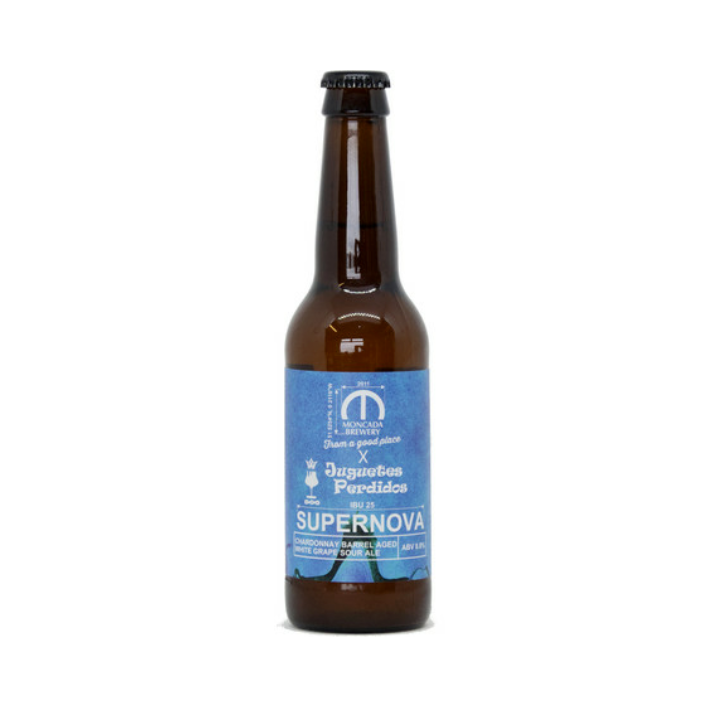 Moncada Supernova - Blueprint #47 330ml