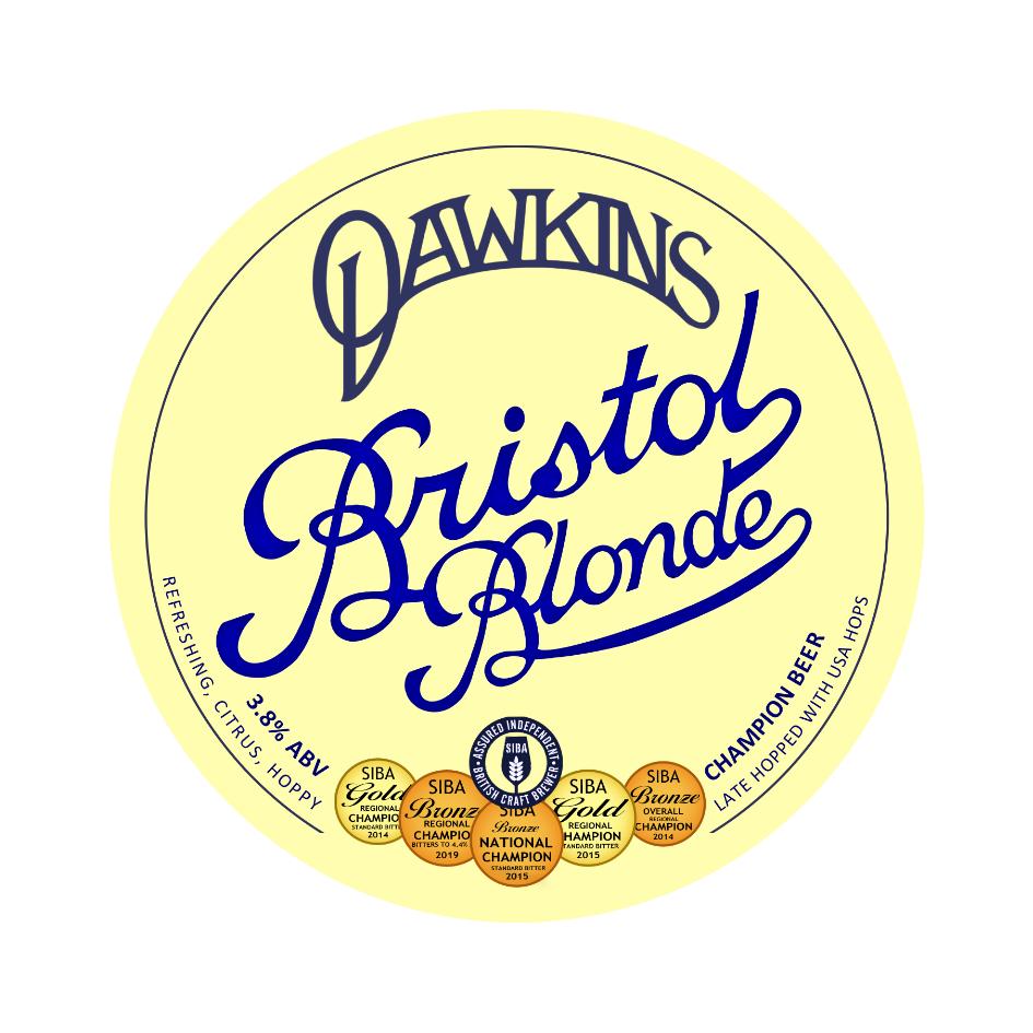 Dawkins Bristol Blonde - Keg