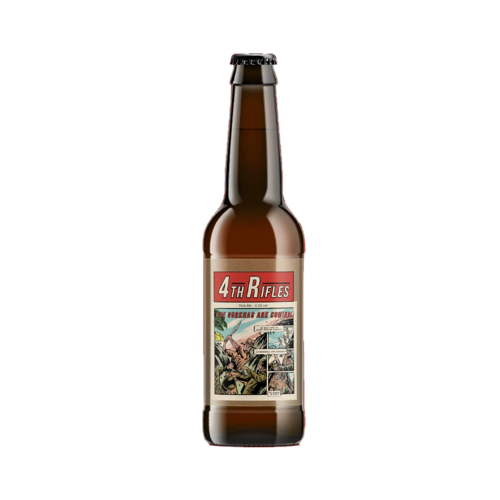 Thornbridge 4th Rifles