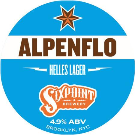 Six Point Alpenflo - Keg