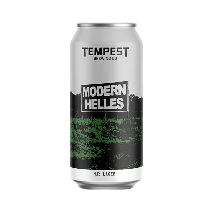 Tempest Modern Helles 440ml