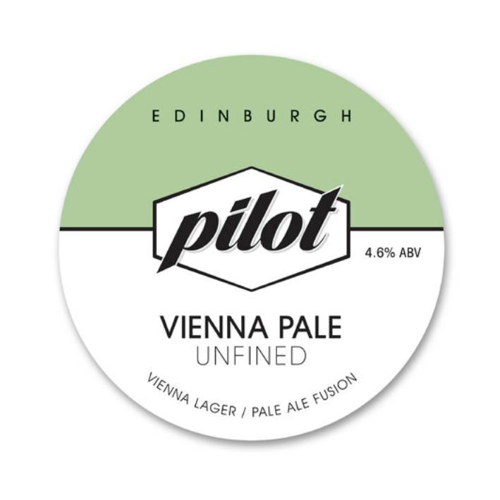 Pilot Vienna Pale - Keg