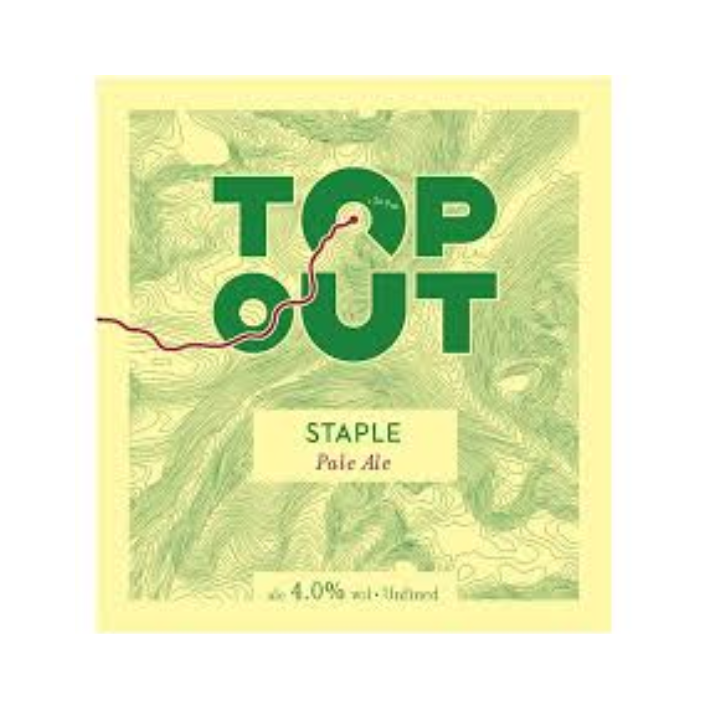 Top Out Staple - Cask