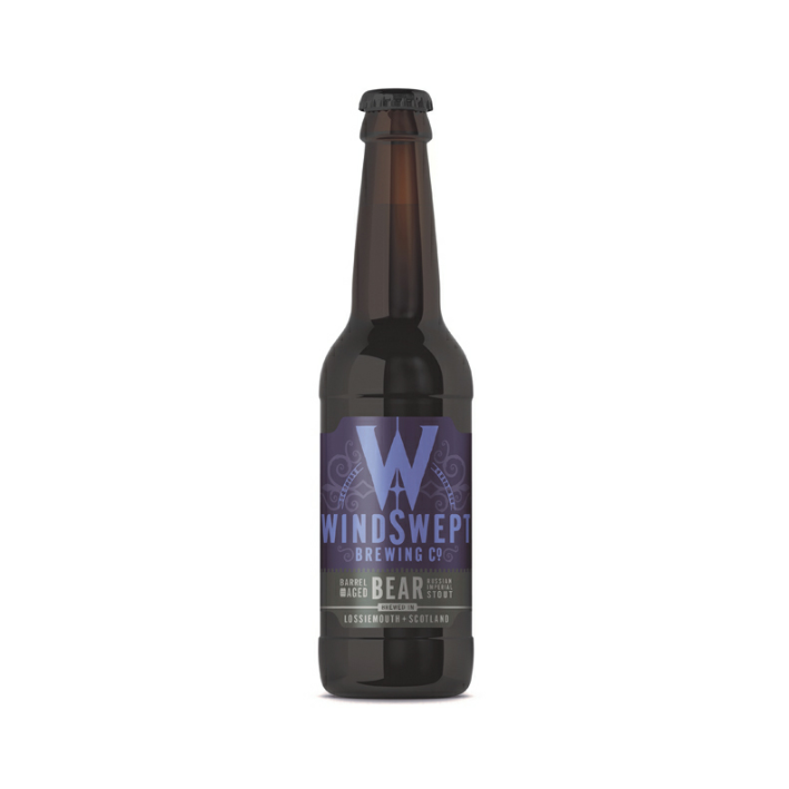 Windswept Bear 330ml