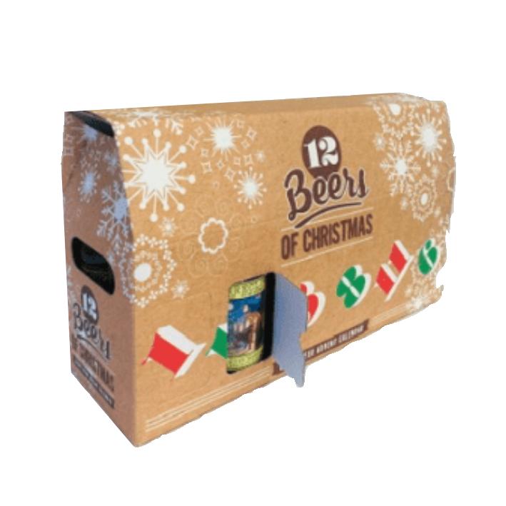 12 Beers of Christmas Gift Box