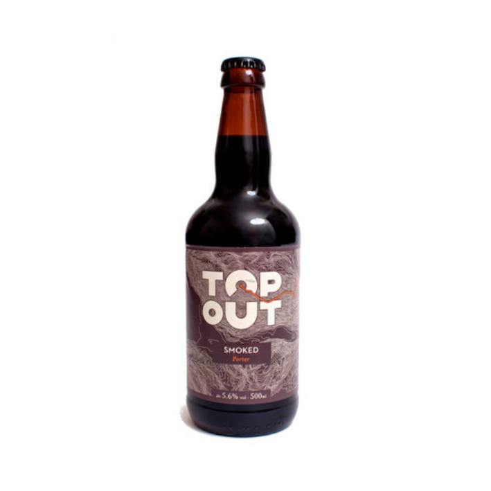 Top Out Smoked Porter 500ml