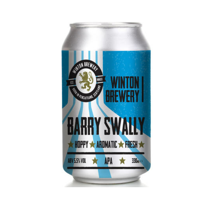 Winton Barry Swally
