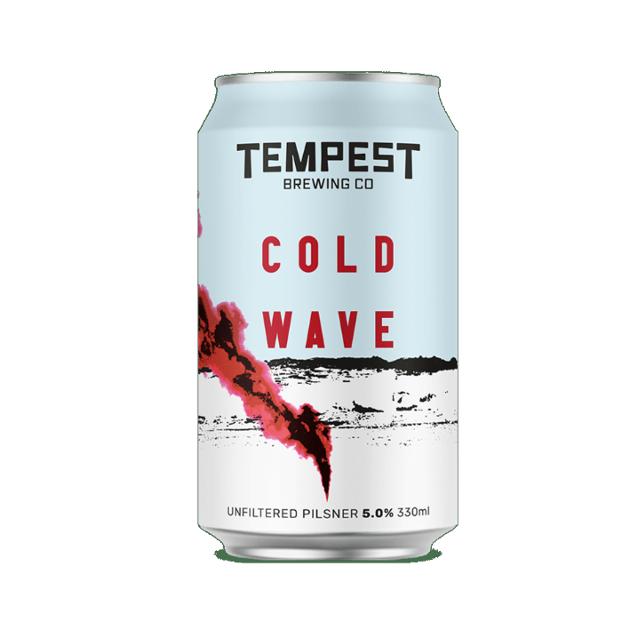 Tempest Cold Wave 330ml