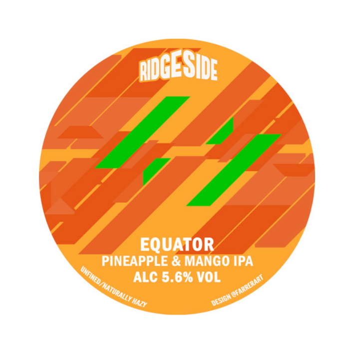 Ridgeside Equator - Keg