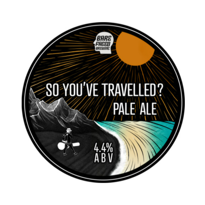 Barefaced So You've Travelled? - Cask