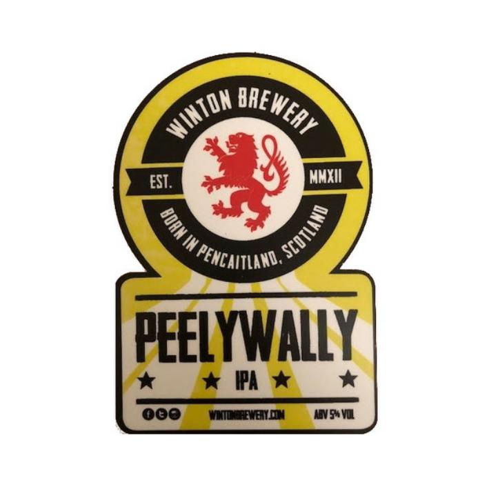 Winton Peelywally - Cask