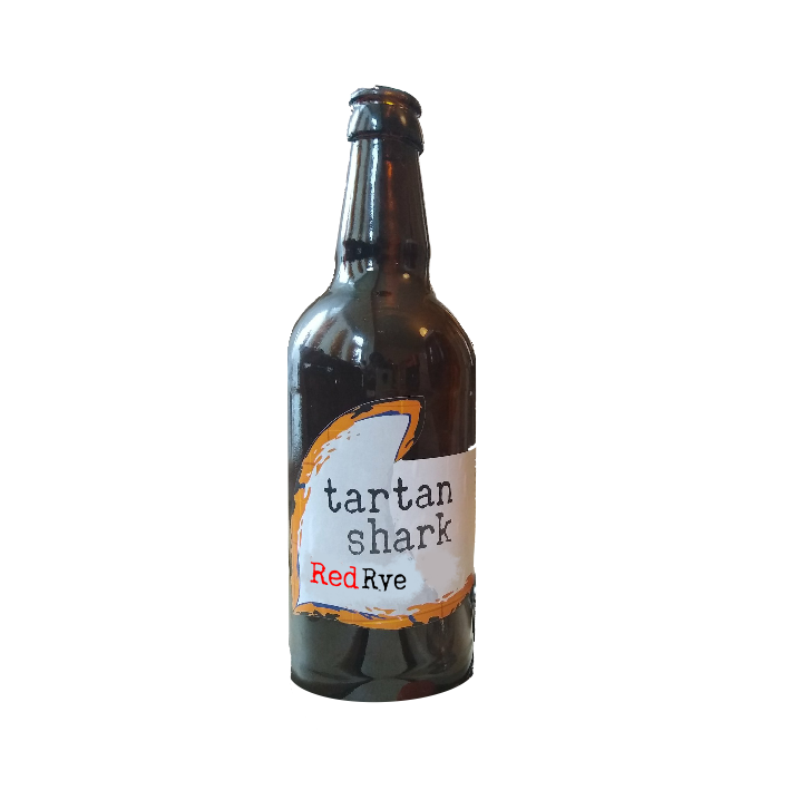 Tartan Shark Red Rye 500ml