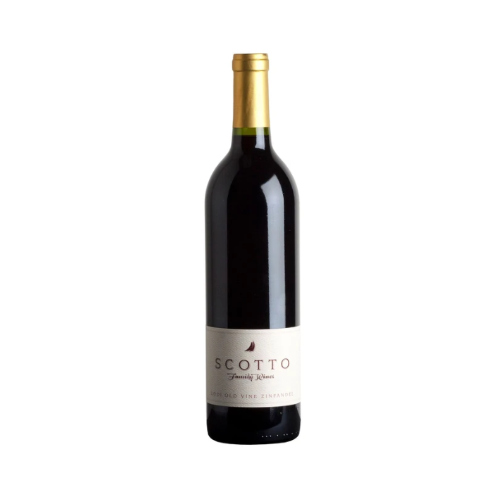 Scotto Old Vine Zinfandel 2016