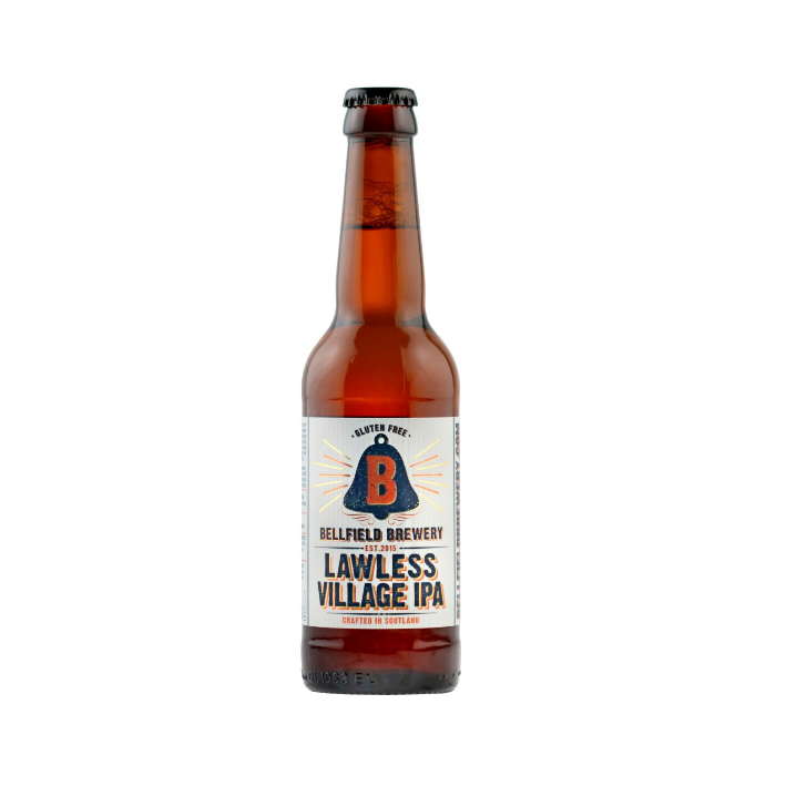 Bellfield Lawless Village IPA 330ml