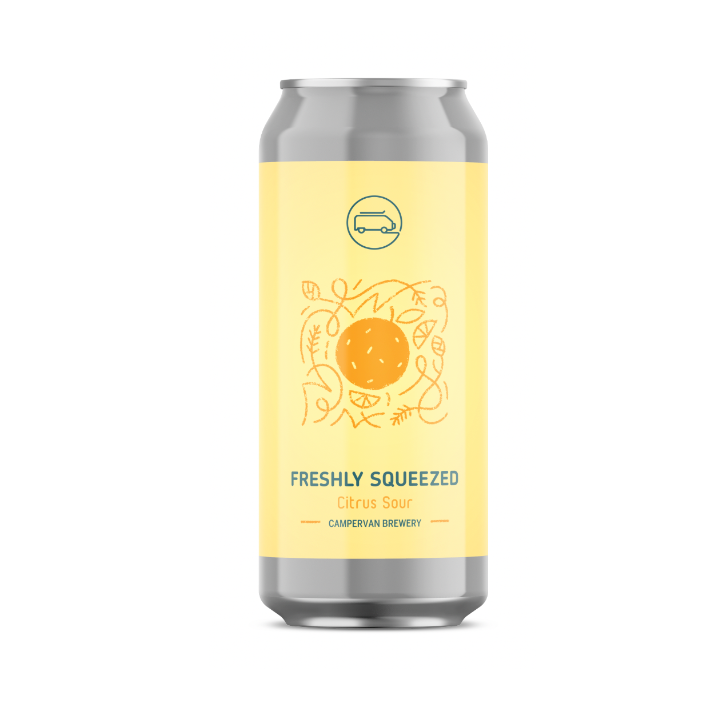 Campervan Freshly Squeezed 440ml