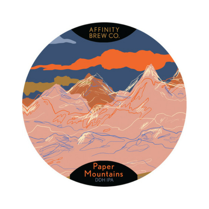 Affinity Paper Mountains DDH IPA - Keg