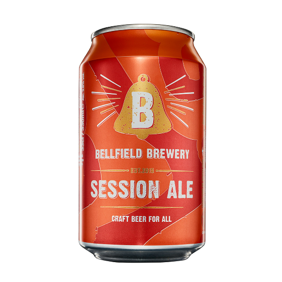 Bellfield Session Ale 330ml