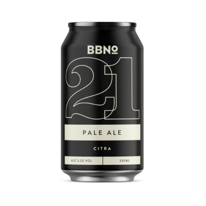 Brew By Numbers 21 Pale Ale - Citra 330ml